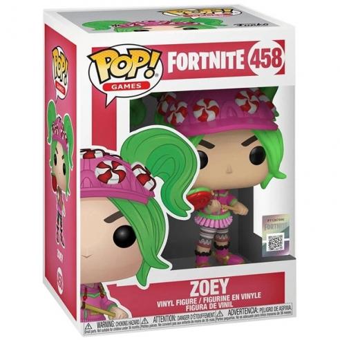 Funko Pop Games 458 - Zoey - Fortnite Funko