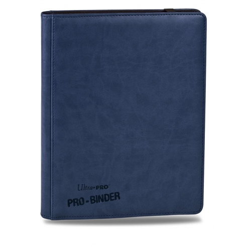 Ultra Pro - Album 9 tasche - Pro Binder Blu Album