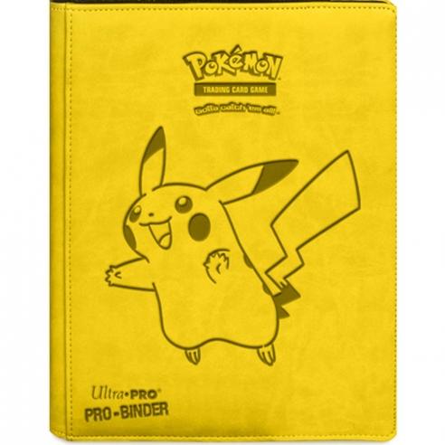 Ultra Pro - Album 9 tasche - Pro-Binder Pikachu Album