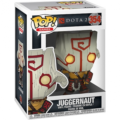 Funko Pop Games 354 - Juggernaut- Dota 2 Funko