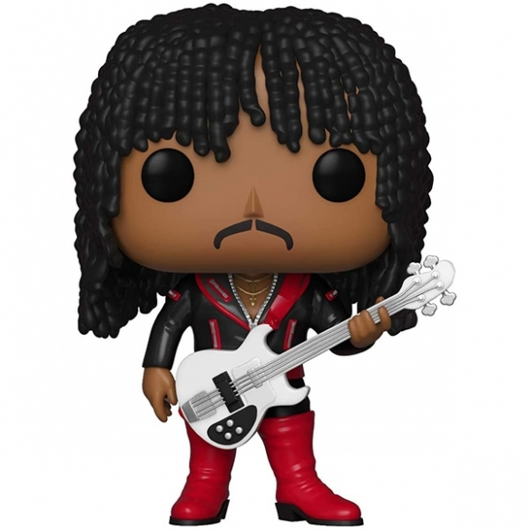 Funko Pop Rocks 100 - Rick James POP!