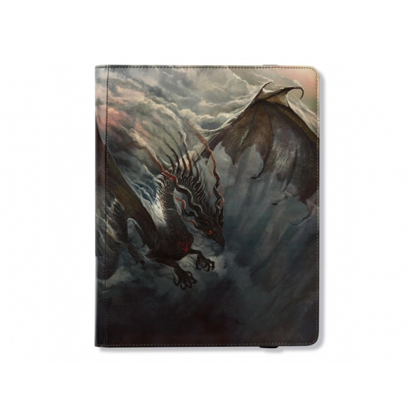 Dragon Shield - Album 9 tasche - Fuligo Smoke Album