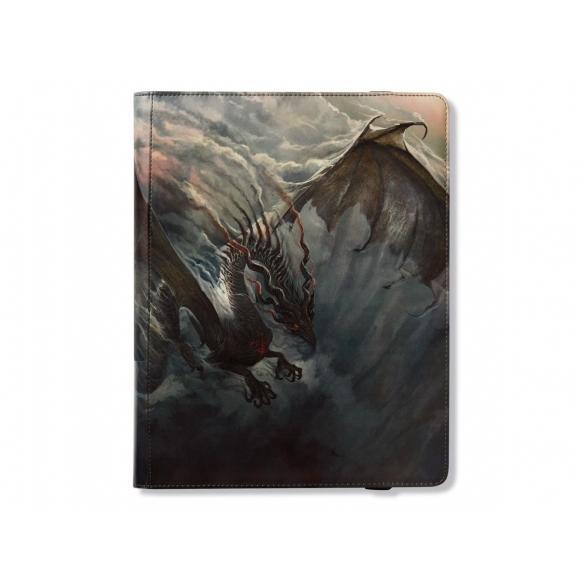 'Fuligo' Smoke - Raccoglitore Dragon Shield  - Dragon Shield 16,90€