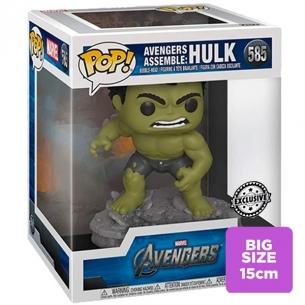 Funko Pop 585 - Avengers Assemble: Hulk - Avengers (15cm) (Exclusive) POP!