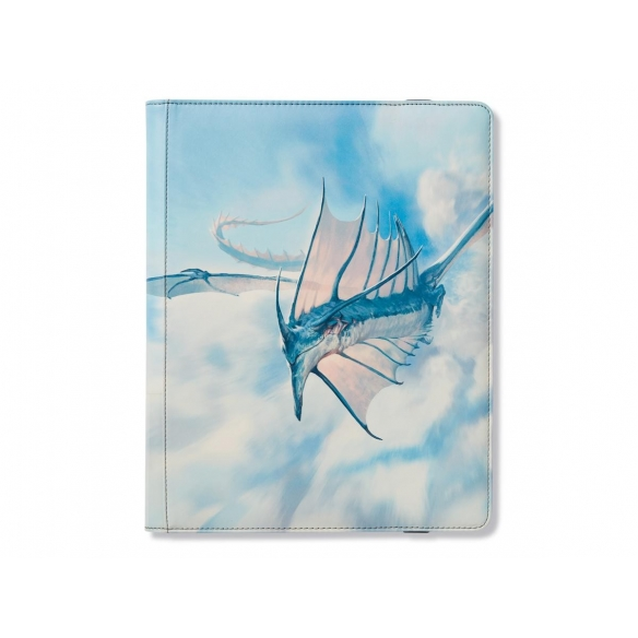 Dragon Shield - Album 9 tasche - Strata Sky Blue Album