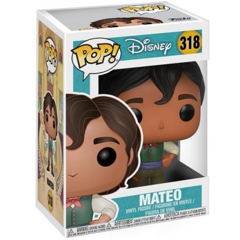 Funko Pop 318 - Mateo - Disney Funko