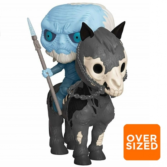 Funko Pop Rides 60 - Mounted White Walker - Game of Thrones Funko
