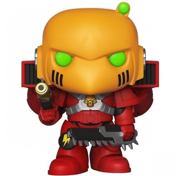 Funko Pop Games 500 - Blood Angels Assault Marine - Warhammer 40000 Funko