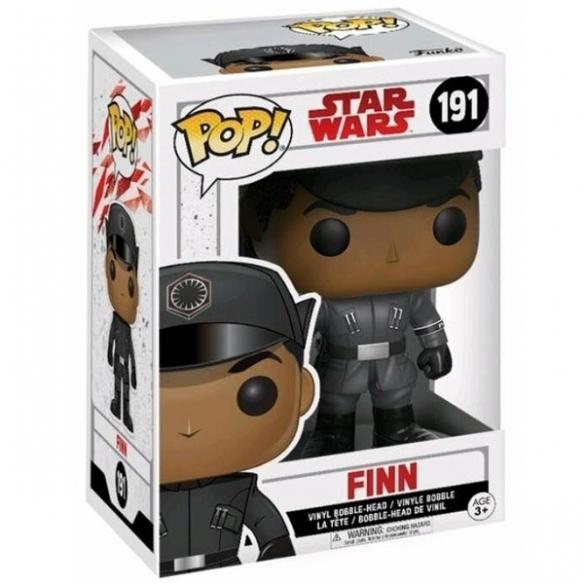 Funko Pop 191 - Finn - Star Wars Funko