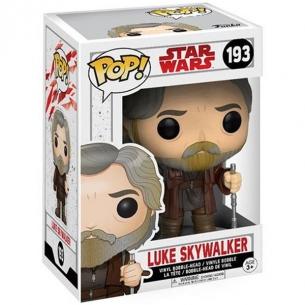 Funko Pop 193 - Luke Skywalker - Star Wars Funko