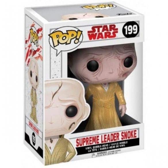 Funko Pop 199 - Supreme Leader Snoke - Star Wars Funko