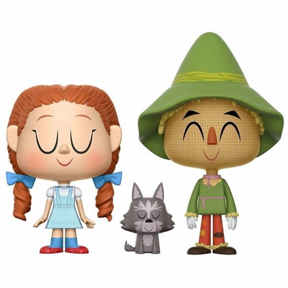 Funko Vynl - Dorothy and Toto + The Scarecrow Funko