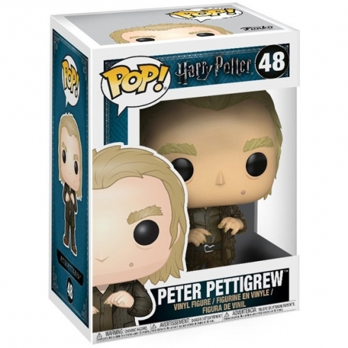 Funko Pop 48 - Peter Pettigrew - Harry Potter Funko