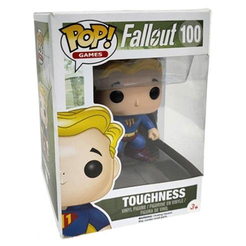 Funko Pop Games 100 - Toughness - Fallout Funko