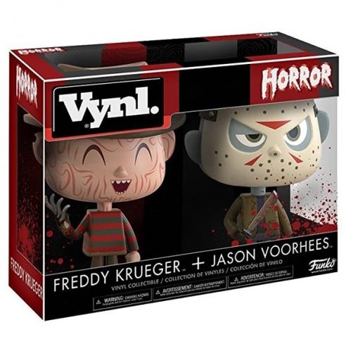 Funko Vynl - Freddy Krueger + Jason Woorhees Funko