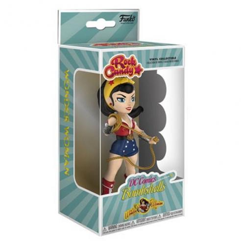 Funko Rock Candy - Wonder Woman - DC Comics Bombshells Funko
