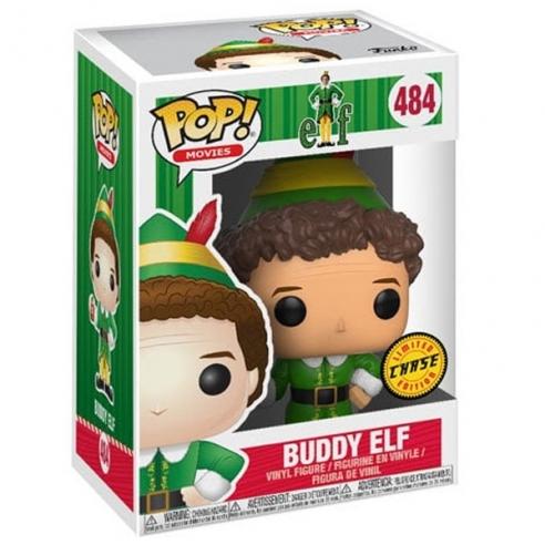 Funko Pop Movies 484 - Buddy Elf - Elf (Chase) Funko
