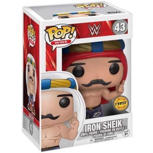Funko Pop WWE 43 - Iron Sheik (Chase) Funko
