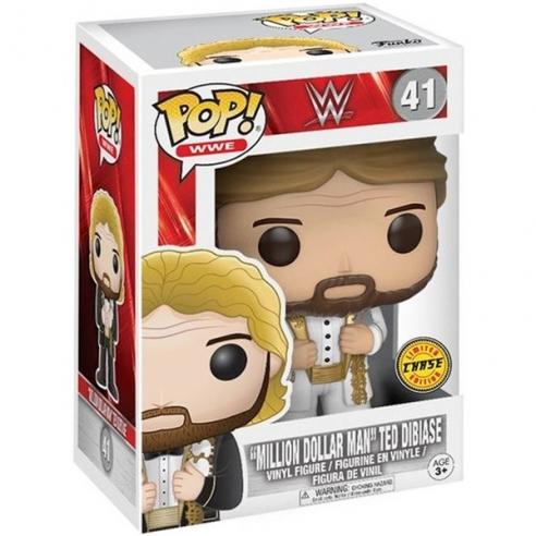 "Funko Pop WWE 41 - ""Million Dollar Man"" Ted DiBiase (Chase) Funko"