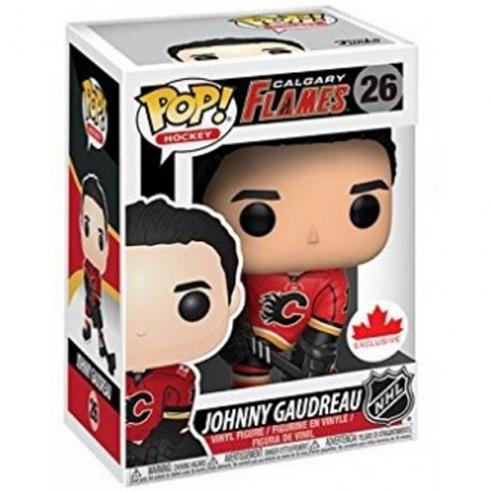 Funko Pop Hockey 26 - Johnny Gaudreau - Calgary Flames (Exclusive) Funko