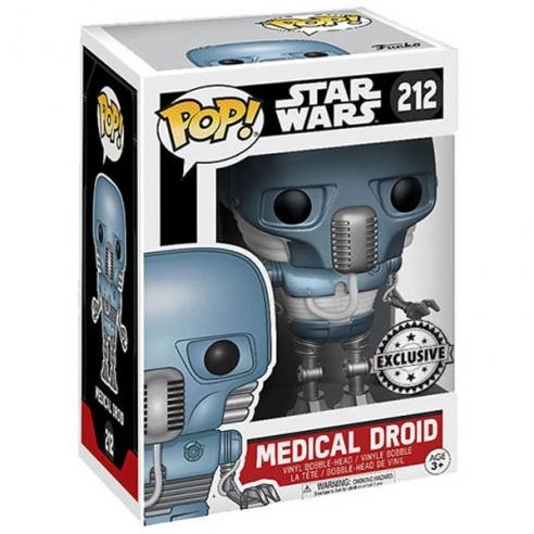 Funko Pop 212 - Medical Droid - Star Wars (Exclusive) Funko