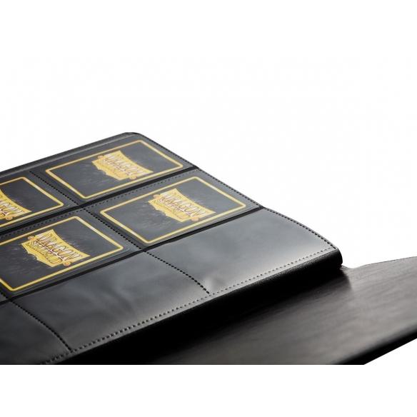 Dragon Shield - Album 9 tasche - Wanderer Black Album