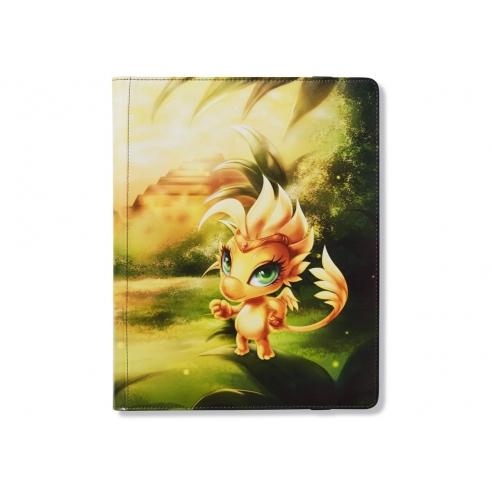 Dragon Shield - Album 9 tasche - Dorna Yellow Album