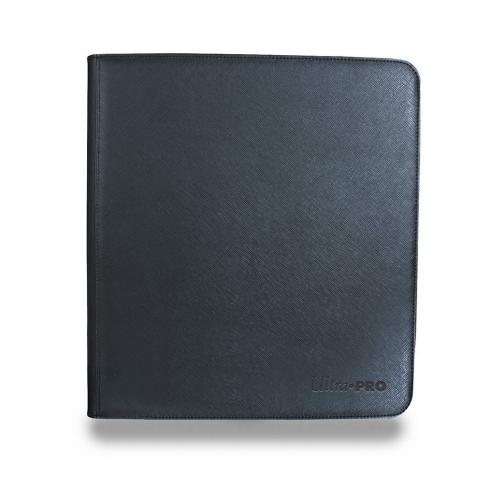 Ultra Pro - Album 12 tasche - Pro Binder Nero Album