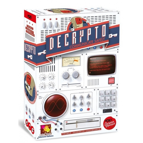 Decrypto Party Games