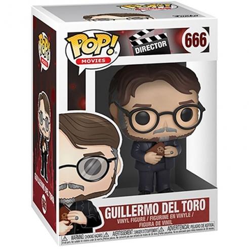 Funko Pop Movies 666 - Guillermo del Toro - Director Funko