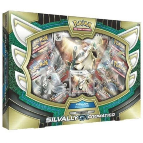 Silvally Gx Cromatico - Set Pokémon (ITA) Collezioni