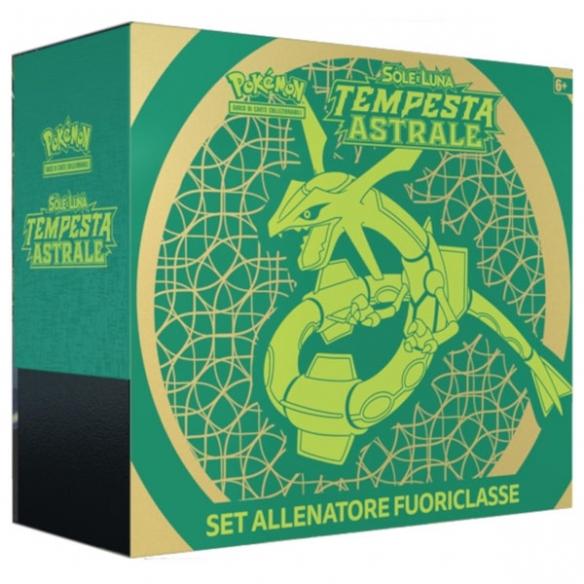Tempesta Astrale - Set Allenatore Fuoriclasse S. & M. (ITA) Collezioni