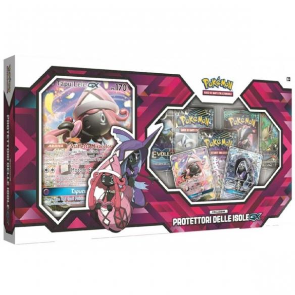 Protettori Delle Isole Gx - Set Pokémon (ITA) Collezioni