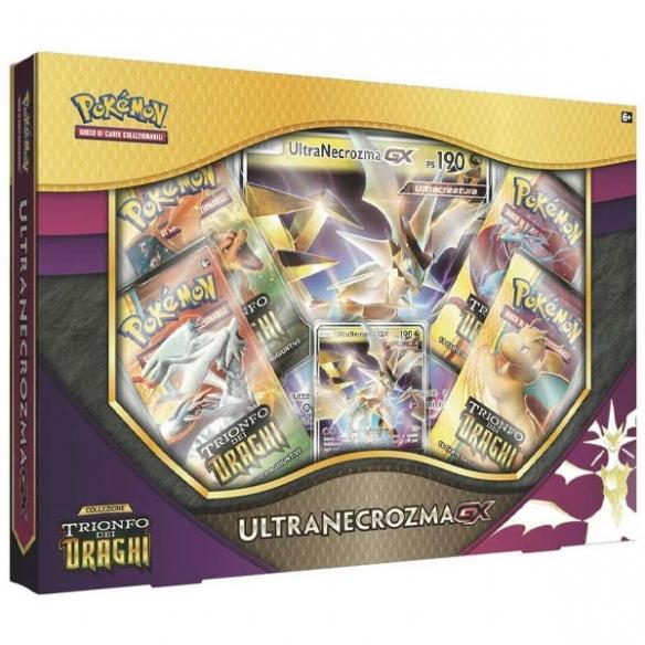 Ultra Necrozma Gx - Set Pokémon (ITA) Collezioni
