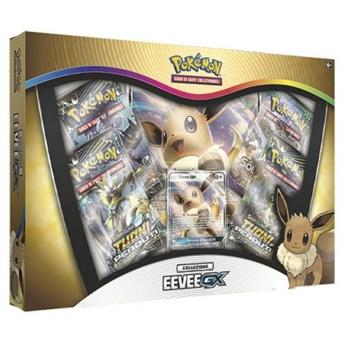 Eevee Gx - Set Pokémon (ITA) Collezioni