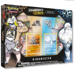 Palestra di Circhester - Collezione Speciale con Spilla Futuri Campioni (ITA) Collezioni
