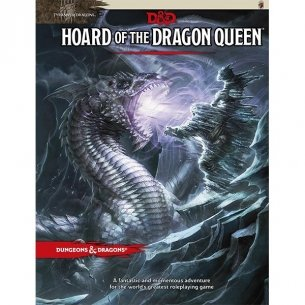 Dungeons & Dragons - Tyranny of Dragons - Hoard of the Dragon Queen (ENG) Manuali