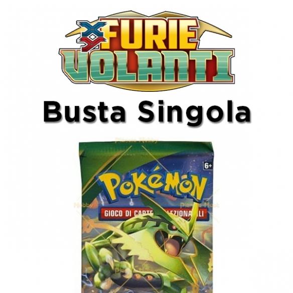 Xy Furie Volanti - Busta 10 Carte (ITA) Bustine Singole