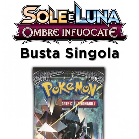 Ombre Infuocate - Busta 10 Carte (ITA) Bustine Singole