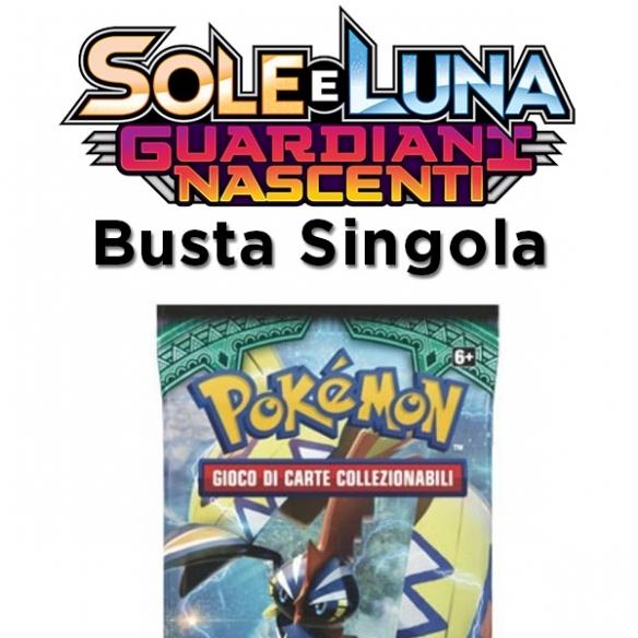 Sole E Luna Guardiani Nascenti - Busta 10 Carte (ITA) Bustine Singole