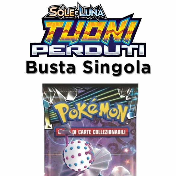Tuoni Perduti - Busta 10 Carte (ITA) Bustine Singole