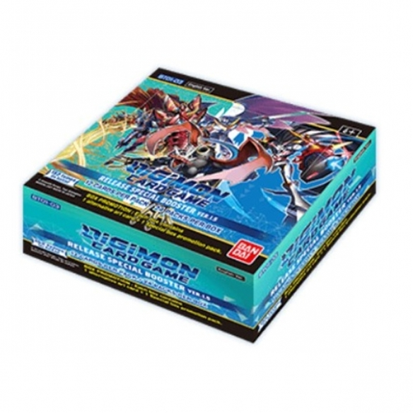 Release Special Booster Box 1.5 - Display da 24 Buste (ENG) Digimon Card Game