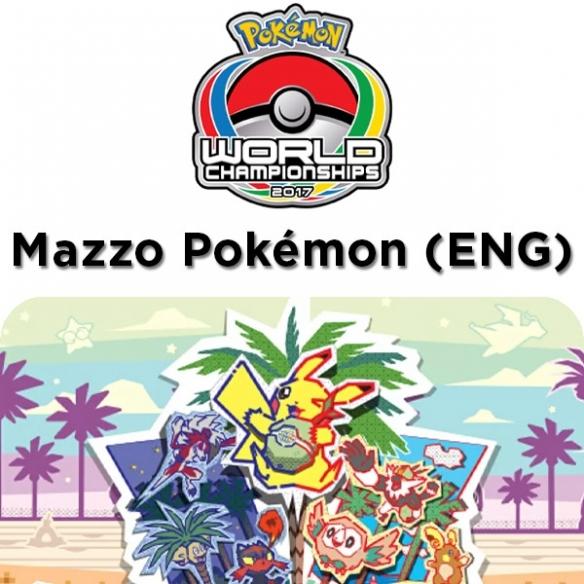 Samurai Sniper - Mazzo Pokémon World Championships 2017 (ENG) Mazzi Precostruiti