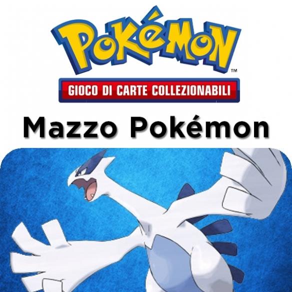 Lugia - Mazzo Lotta Leggendaria (ITA) Mazzi Precostruiti