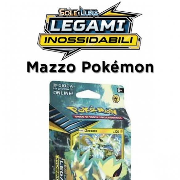 Zeraora Circolo Voltaico - Mazzo Tematico Legami Inossidabili (ITA) Mazzi Precostruiti Pokémon