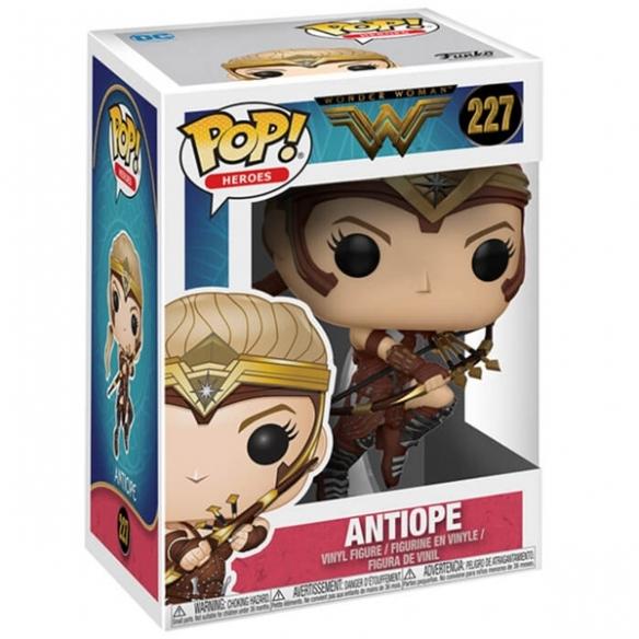 Funko Pop Heroes 227 - Antiope - Wonder Woman Funko