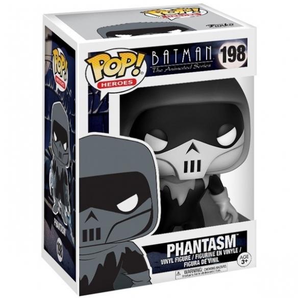 Funko Pop 198 - Phantasm - Batman The Animated Series Funko