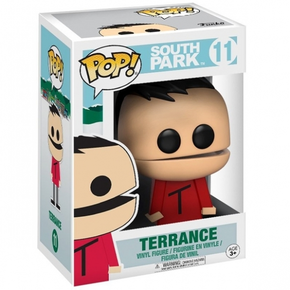 Funko Pop 11 - Terrance - South Park Funko