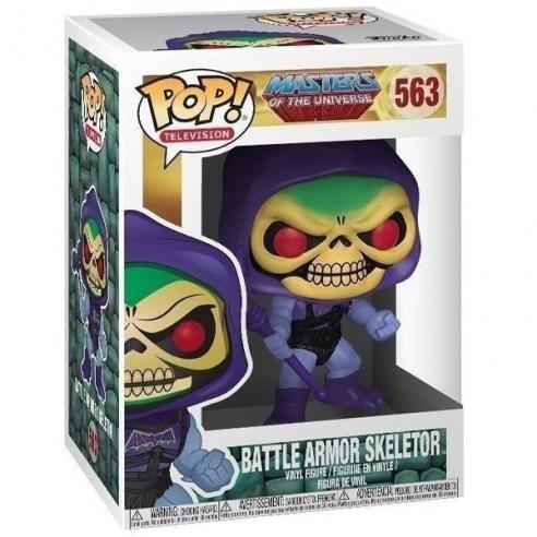 Funko Pop 563 - Television - Masters of the Universe - Battle Armor Skeletor Funko