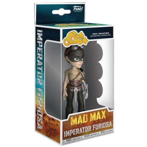 Funko Rock Candy - Imperator Furiosa - Mad Max Fury Road Funko